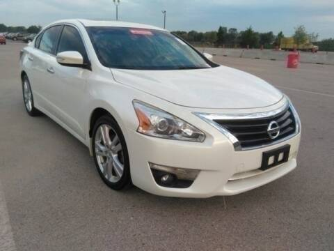2014 Nissan Altima for sale at FREDY KIA USED CARS in Houston TX