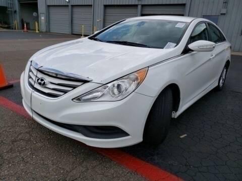 2014 Hyundai Sonata for sale at FREDY KIA USED CARS in Houston TX