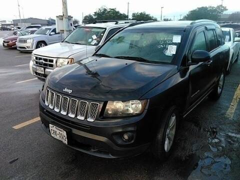 2014 Jeep Compass for sale at FREDY KIA USED CARS in Houston TX