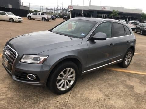 2013 Audi Q5 for sale at FREDY KIA USED CARS in Houston TX