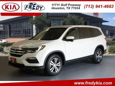 2016 Honda Pilot for sale at FREDY KIA USED CARS in Houston TX