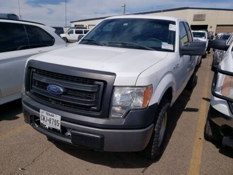 2014 Ford F-150 for sale at FREDY KIA USED CARS in Houston TX