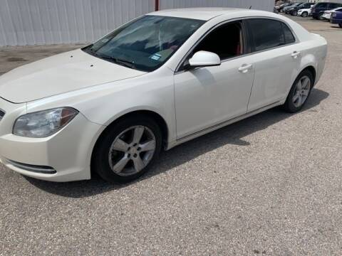2010 Chevrolet Malibu for sale at FREDY KIA USED CARS in Houston TX
