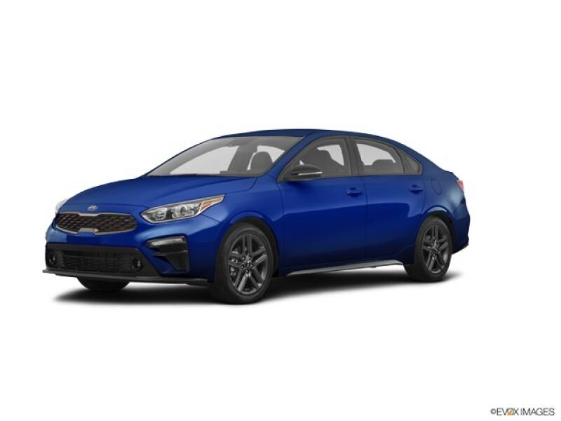 2021 Kia Forte for sale at FREDY KIA USED CARS in Houston TX