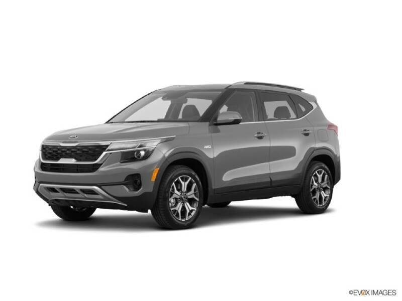 2021 Kia Seltos for sale at FREDY KIA USED CARS in Houston TX