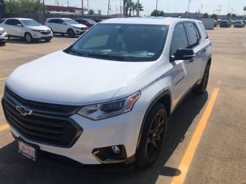 2019 Chevrolet Traverse for sale at FREDY KIA USED CARS in Houston TX