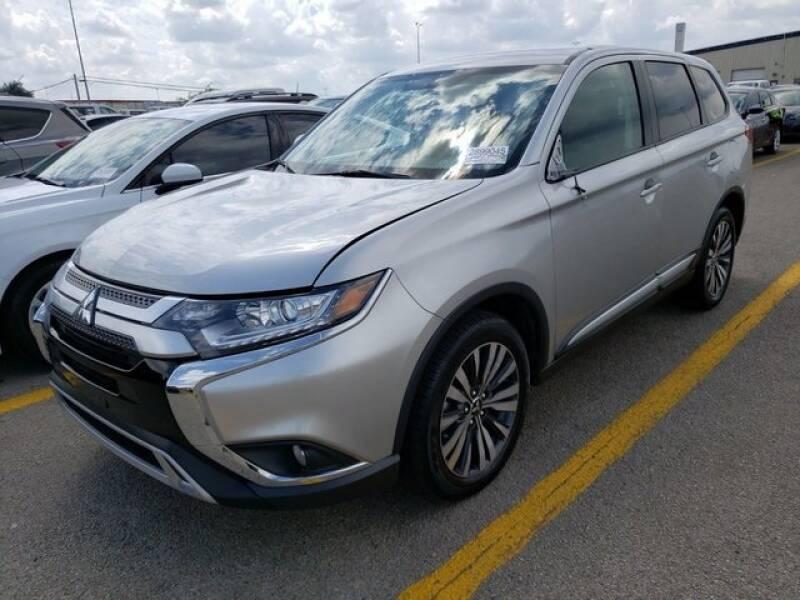 2019 Mitsubishi Outlander for sale at FREDY KIA USED CARS in Houston TX