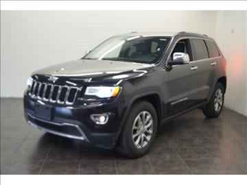 2015 Jeep Grand Cherokee for sale at FREDY KIA USED CARS in Houston TX