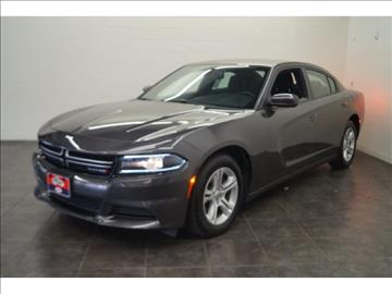 2015 Dodge Charger for sale at FREDY KIA USED CARS in Houston TX