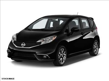 2015 Nissan Versa Note for sale at FREDY KIA USED CARS in Houston TX