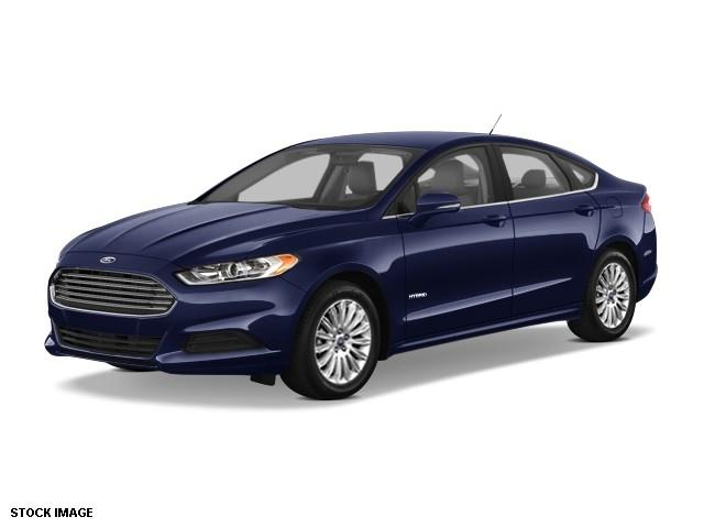 2013 Ford Fusion Hybrid for sale at FREDY KIA USED CARS in Houston TX