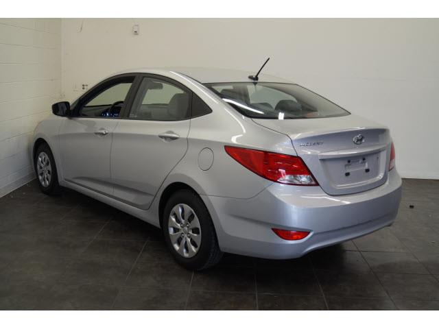 2016 Hyundai Accent for sale at FREDY KIA USED CARS in Houston TX