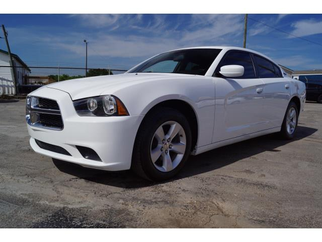 2014 Dodge Charger for sale at FREDY KIA USED CARS in Houston TX