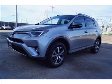 2016 Toyota RAV4 for sale at FREDY KIA USED CARS in Houston TX