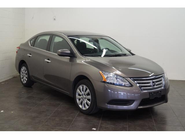 2015 Nissan Sentra for sale at FREDY KIA USED CARS in Houston TX
