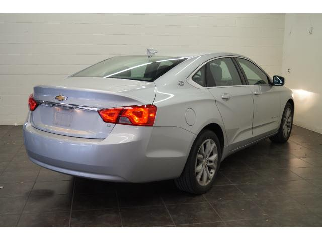 2016 Chevrolet Impala for sale at FREDY KIA USED CARS in Houston TX