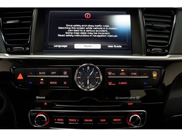 2015 Kia K900 for sale at FREDY KIA USED CARS in Houston TX