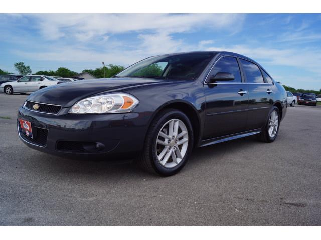 2016 Chevrolet Impala Limited for sale at FREDY KIA USED CARS in Houston TX