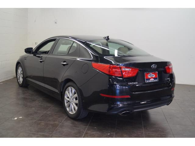 2014 Kia Optima for sale at FREDY KIA USED CARS in Houston TX