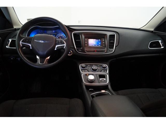 2016 Chrysler 200 for sale at FREDY KIA USED CARS in Houston TX