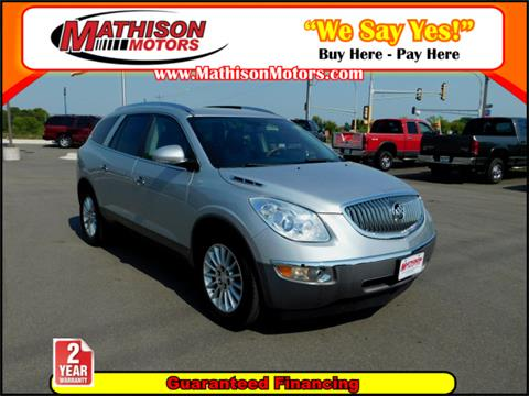 2010 Buick Enclave for sale in Clearwater, MN