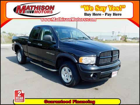 2005 Dodge Ram Pickup 1500 for sale in Clearwater, MN