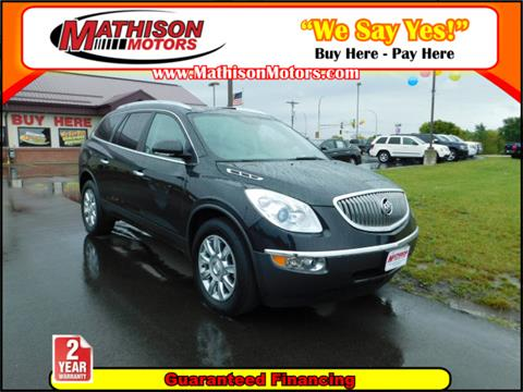 2011 Buick Enclave for sale in Clearwater, MN