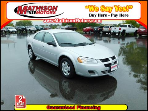 2006 Dodge Stratus for sale in Clearwater, MN