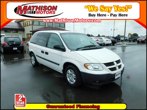 2007 Dodge Caravan for sale in Clearwater, MN