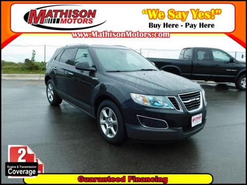 2011 Saab 9-4X for sale in Clearwater, MN