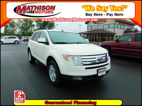 2008 Ford Edge for sale in Clearwater, MN
