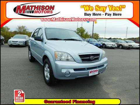 2006 Kia Sorento for sale in Clearwater, MN