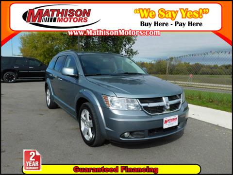 2009 Dodge Journey for sale in Clearwater, MN