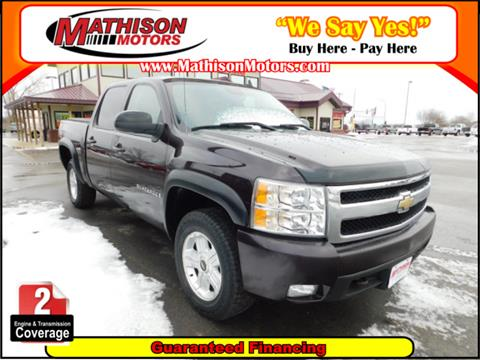 Used Chevrolet For Sale In Clearwater Mn