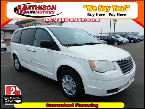 2008 Chrysler Town And Country For Sale In Minnesota