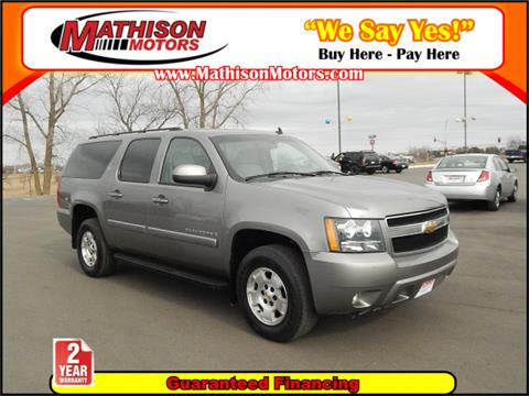 2008 Chevrolet Suburban for sale in Clearwater, MN