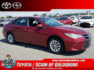 2015 Toyota Camry for sale in Goldsboro, NC