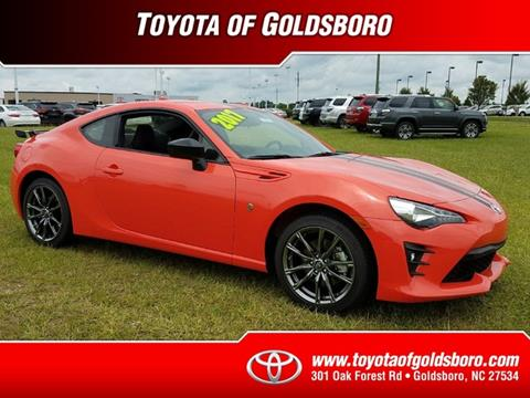 2017 Toyota 86 for sale in Goldsboro, NC