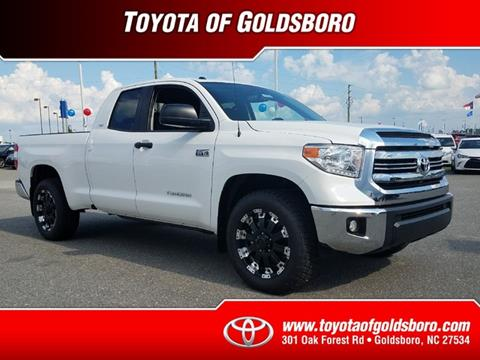 2017 Toyota Tundra for sale in Goldsboro, NC