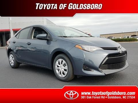 2018 Toyota Corolla for sale in Goldsboro, NC