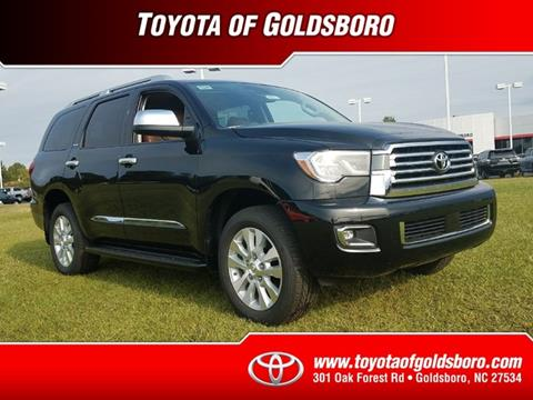 2018 Toyota Sequoia for sale in Goldsboro, NC