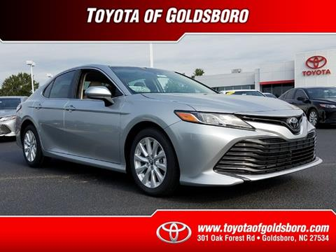 2018 Toyota Camry for sale in Goldsboro, NC