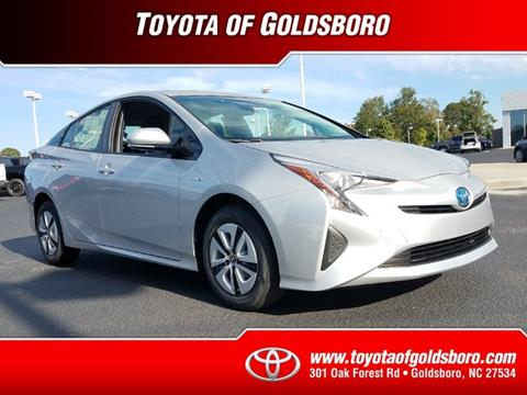 2017 Toyota Prius for sale in Goldsboro, NC
