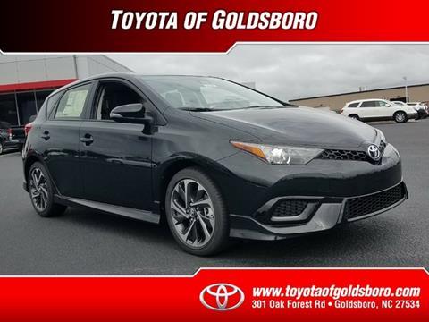 2018 Toyota Corolla iM for sale in Goldsboro, NC