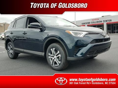 2018 Toyota RAV4 for sale in Goldsboro, NC