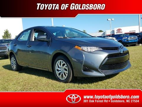 2018 Toyota Corolla for sale in Goldsboro, NC