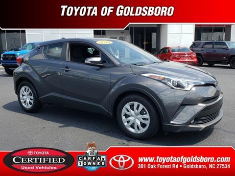 2019 Toyota C-HR for sale in Goldsboro, NC