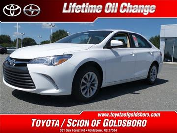 2017 Toyota Camry for sale in Goldsboro, NC