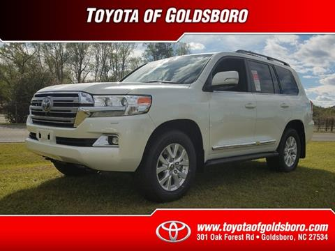 2017 Toyota Land Cruiser for sale in Goldsboro, NC