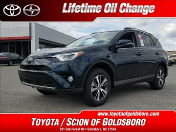 2017 Toyota RAV4 for sale in Goldsboro, NC
